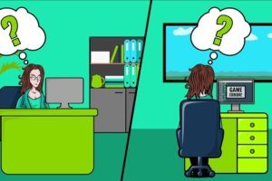 Corporate Learning Games: Whom Are They For?
