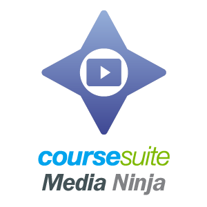 CourseSuite Media Ninja logo