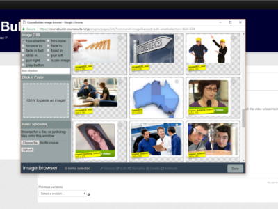 Screenshot of CourseSuite Course Ninja