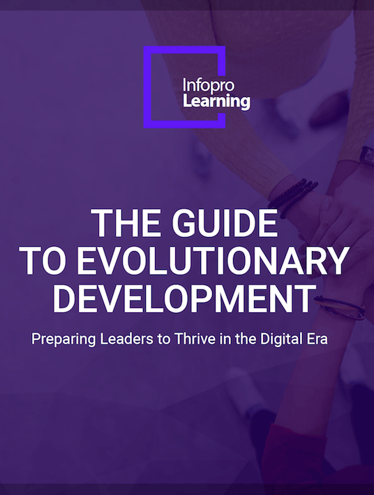 Free Ebook: The Guide To Evolutionary Development: Part 1 – Preparing Leaders To Thrive In The Digital Era
