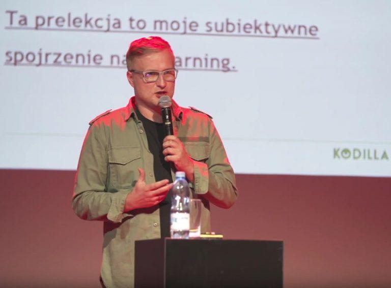 Maciej Oleksy from Kodilla