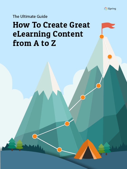 Free Ebook: The Ultimate Guide – How To Create Great eLearning Content From A To Z