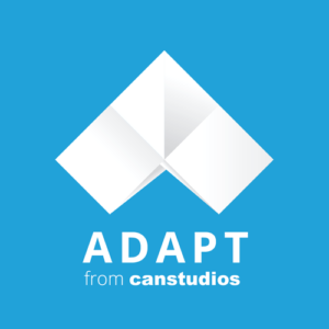 Adapt from Can Studios logo