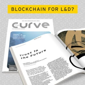Lumesse Highlights Trust Issues For L&D And HR In The Age Of Blockchain