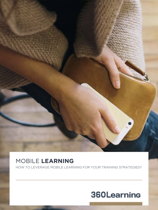 Mobile Learning – How To Leverage Mobile Learning For Your Training Strategies?