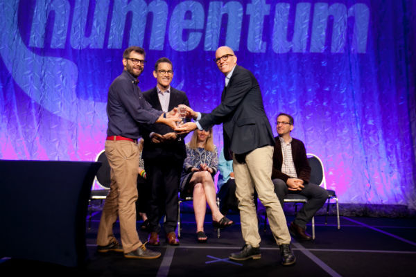 NetD Wins Partner Of The Year At Humentum Annual Conference