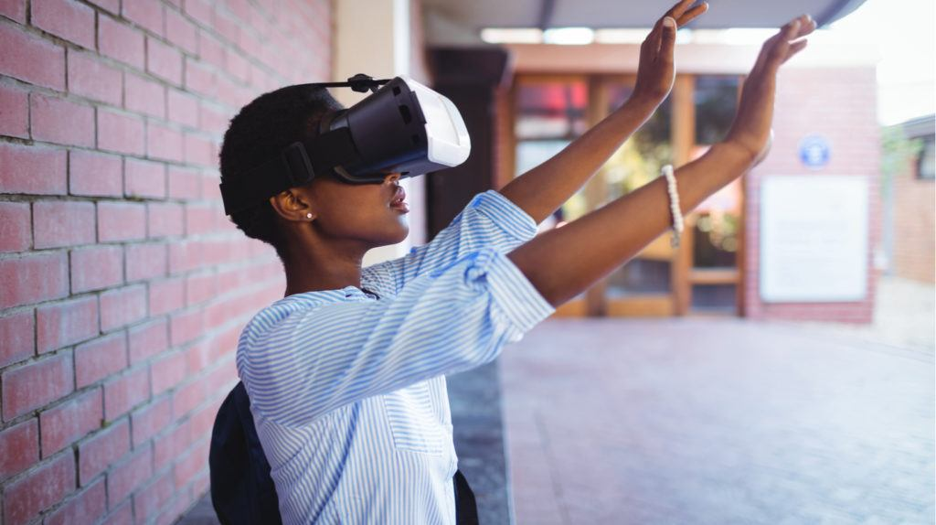 Augmented And Virtual Reality In Education: The Next Big Bandwagons