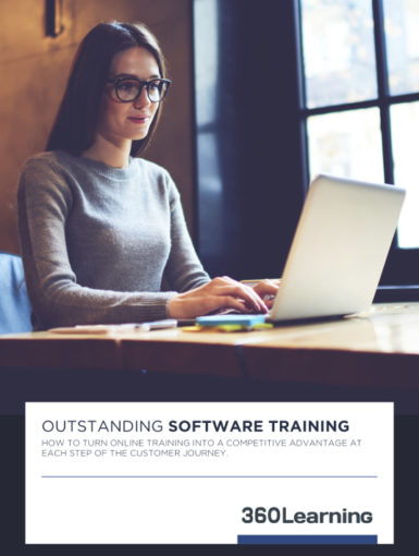 Outstanding Software Training - How To Turn Online Training Into A Competitive Advantage At Each Step Of The Customer Journey