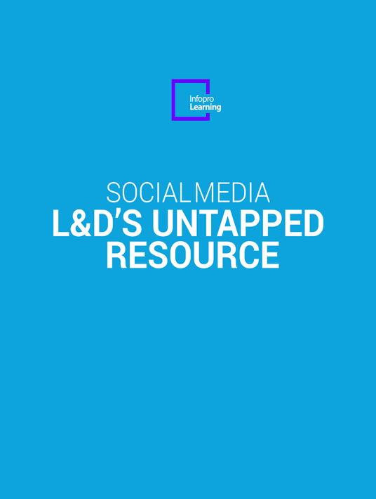 Free Ebook: Social Media – L&D's Untapped Resource