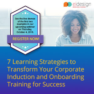 Free eBook: 7 Learning Strategies To Transform Your Corporate Induction And Onboarding Training For Success