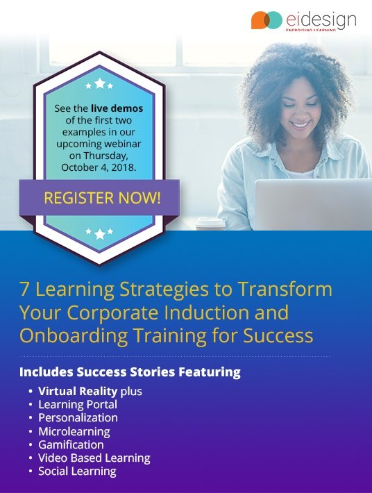 7 Learning Strategies To Transform Your Corporate Induction And Onboarding Training For Success cover