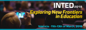 INTED2019 - 13th Annual Technology, Education And Development Conference