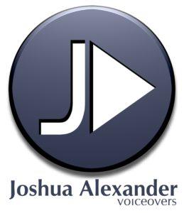 Joshua Alexander Voiceovers logo
