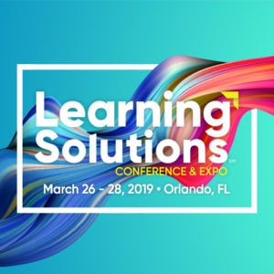 Learning Solutions 2019 Pre-Conference Workshops