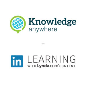 Knowledge Anywhere Is Now A LinkedIn Learning LMS Integration Partner