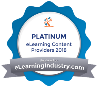 SweetRush Wins Platinum Award And Tops Content Development Companies List