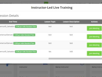 Screenshot of Teachr