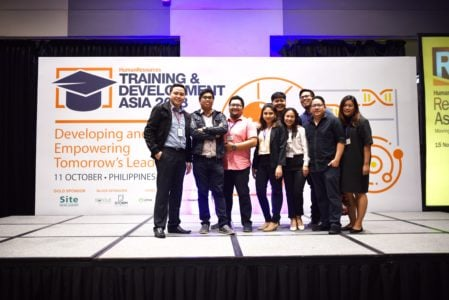 Site Online Learning Partners With Training And Development Asia 2018