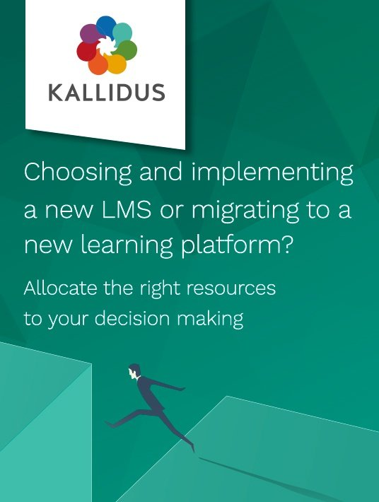 Choosing And Implementing A New LMS Or Migrating To A New Learning Platform?