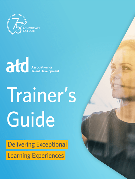 Free Ebook: Trainer's Guide – Delivering Exceptional Learning Experiences