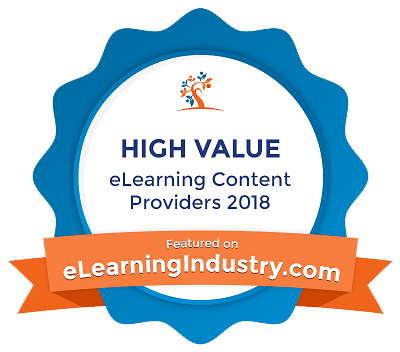High Value elearning Content Providers 2018