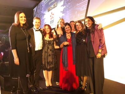 Sponge Scoops Learning Technologies Company Of The Year Silver Award