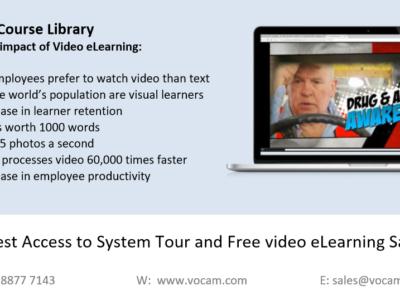 Screenshot of Business Training TV