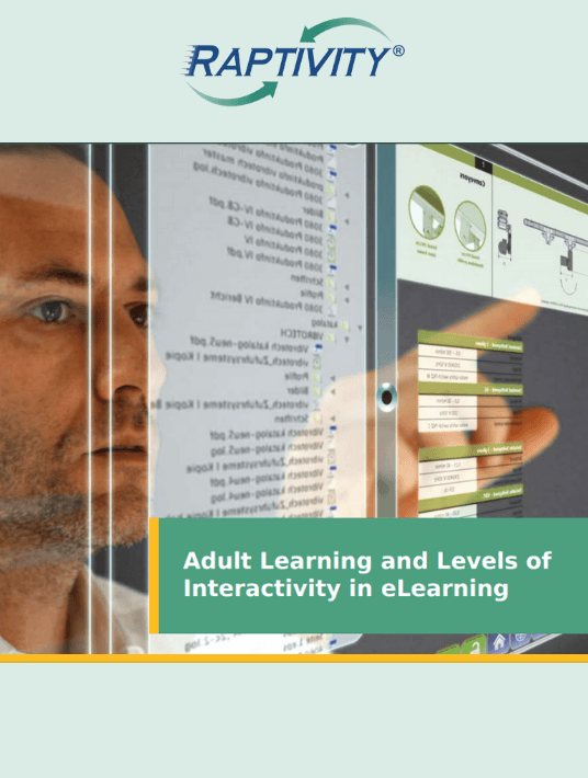 Free Ebook: Adult Learning And Levels Of Interactivity In eLearning