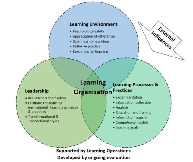 Learning Organization Model