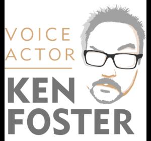 Ken Foster's Voice logo
