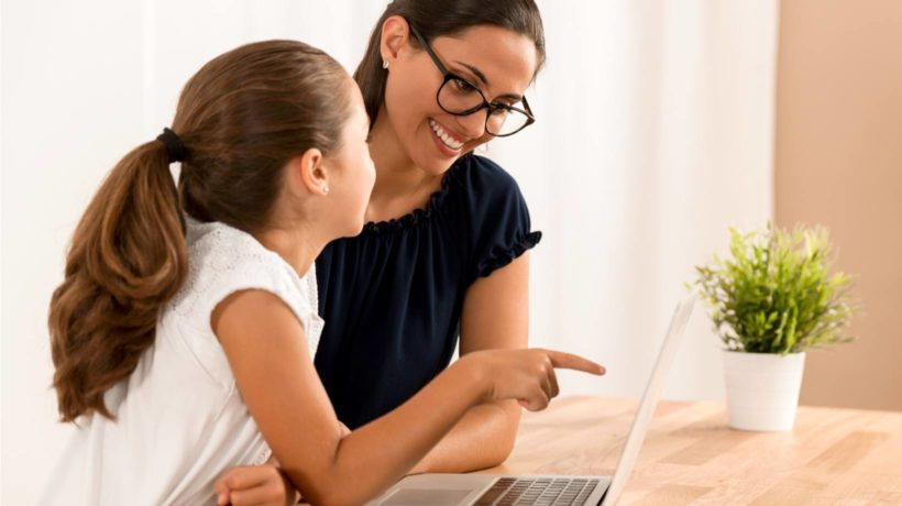 How Blogging Teaches Children Digital Skills And More