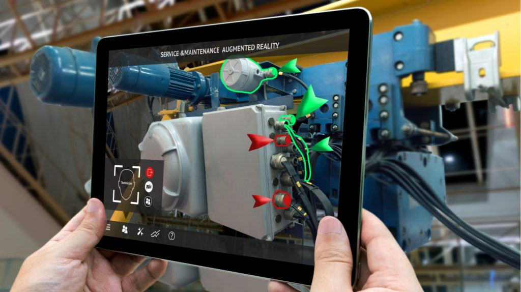 How To Use An Augmented Reality System For Industry