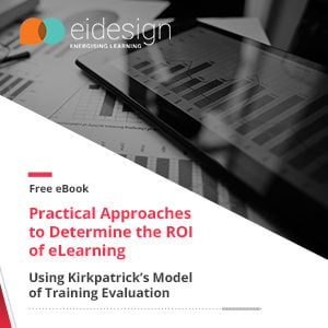 Assess The Return Of Your Investment In Training With EI Design's Free eBook image