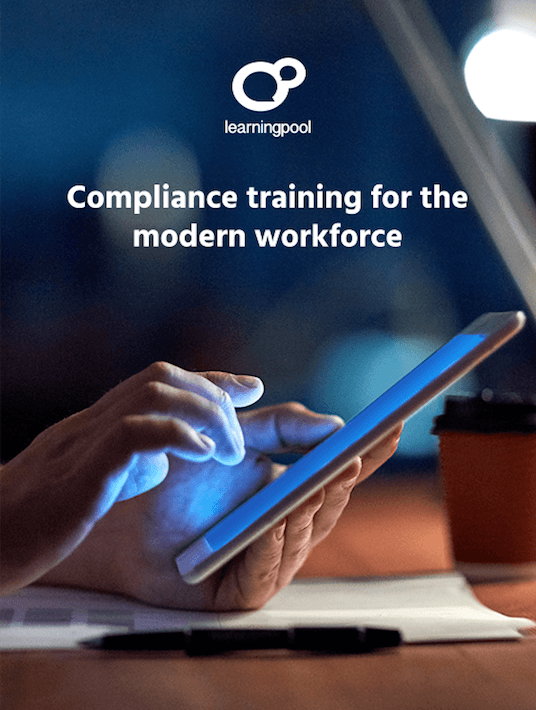 Free Ebook: Compliance Training For The Modern Workforce