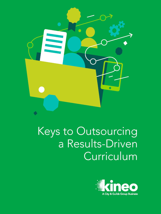 Free Ebook: Keys To Outsourcing A Results-Driven Curriculum