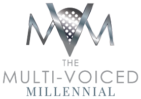 The Multi-Voiced-Millennial logo