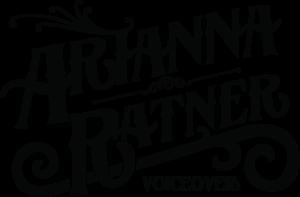 Arianna Ratner Voiceover logo