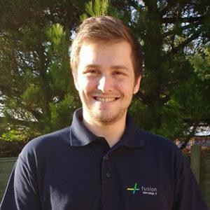 Photo of Daniel Dixon