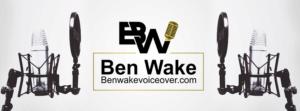 Benwakevoiceover.com logo