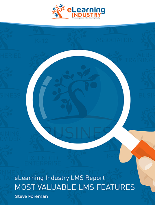 eLearning Industry LMS Report: Most Valuable LMS Features