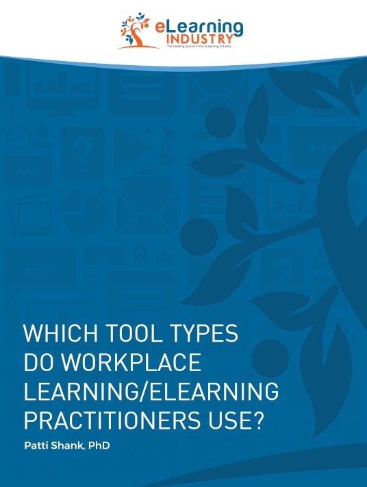 Free Ebook: Which Tool Types Do Workplace Learning/eLearning Practitioners Use?