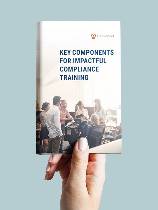 Free Ebook: Key Components For Impactful Compliance Training