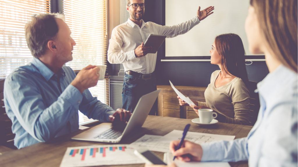Training Technology Early Adopter Benefits