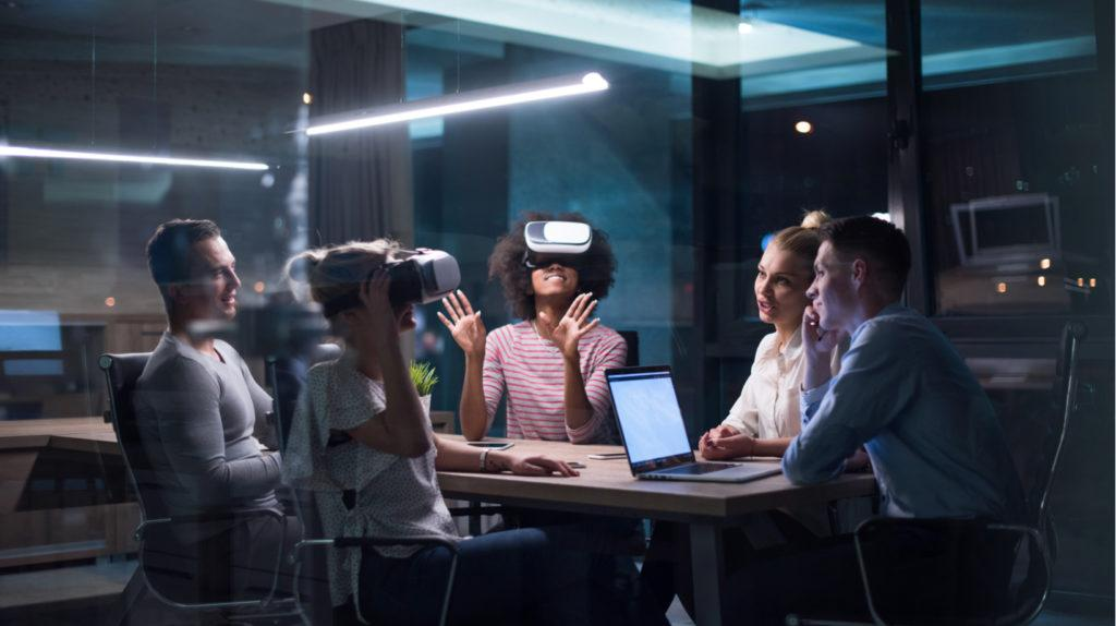 5 Virtual Reality Training Benefits HR Managers Should Know