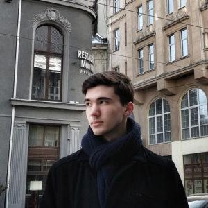 Photo of Danylo Fedirko