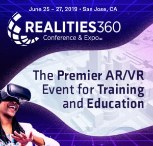 2019 Realities360 Expo+ Pass