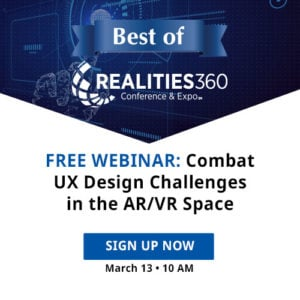 Best Of Realities360: Smart UX Design For VR And AR Learning Experiences