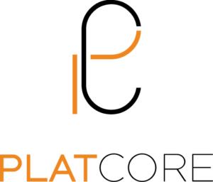 PlatCore LMS logo