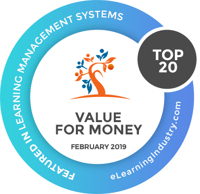Value for Money Badge February 2019