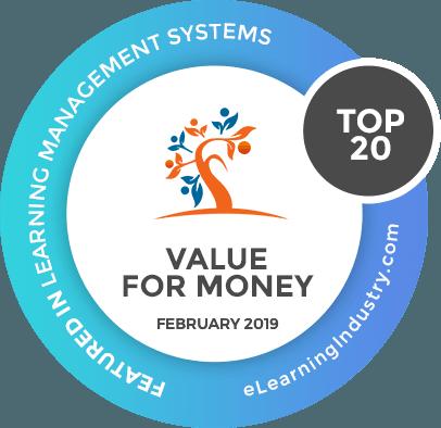 Value for Money Badge February 2019